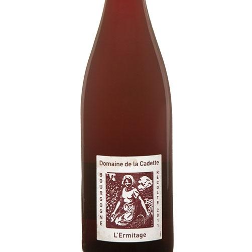 Bourgogne rouge l ermitage 2013 domaine de la cadette - Menetou salon domaine de l ermitage ...