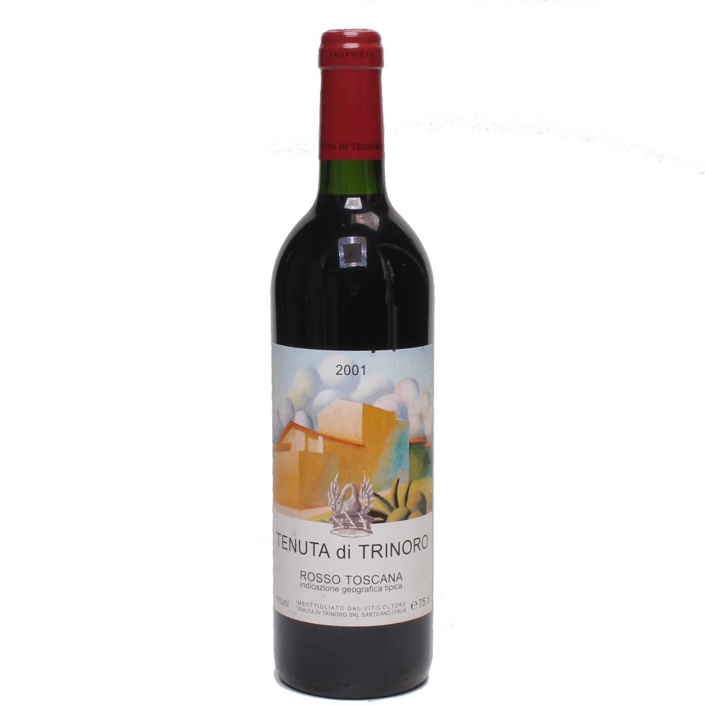 Toscana Rosso IGT 2001 - Tenuta di Trinoro