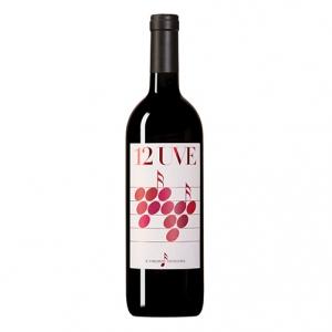 "Maremma Toscana Rosso DOC ""12 uve"" 2013 - Il Paradiso di Frassina"