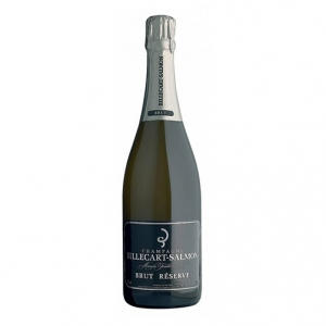 Champagne Brut Réserve Jéroboam - Billecart Salmon (cassetta di legno)