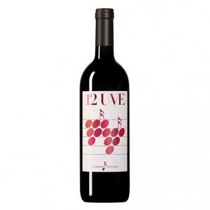 "Maremma Toscana Rosso IGT ""12 Uve"" 2012 - Il Paradiso di Frassina"