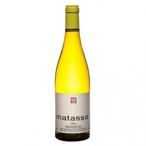 Côtes Catalanes IGP Matassa Blanc 2016 - Domaine Matassa