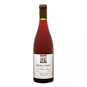 """Mercurey Rouge """"La Plante Chassey"""" 2012 - Domaine Derain"""