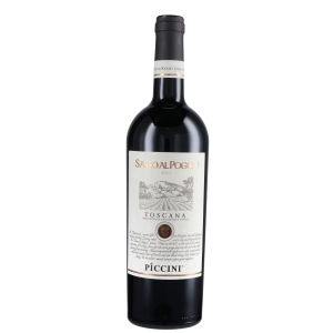 """Toscana Rosso IGT """"Sasso al Poggio"""" 2013 - Piccini"""