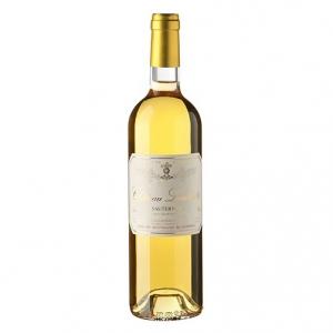 Sauternes 2011 - Château Laribotte (0.375l)