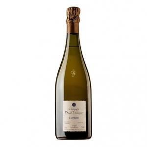 """Champagne Extra Brut Blanc de Blancs 1er Cru """"L'Artiste"""" - David Léclapart"""
