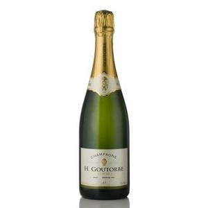 Champagne Brut 1er Cru Cuvée Blanc de Blancs - Domaine Henri Goutorbe
