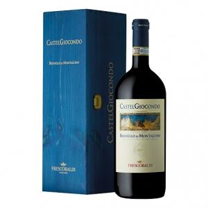 """Brunello di Montalcino DOCG """"Castelgiocondo"""" 2012 Magnum - Marchesi Frescobaldi (cassa di legno)"""