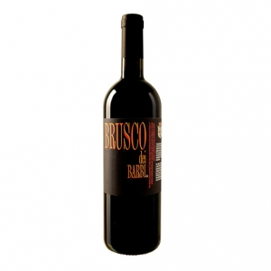 "Toscana Rosso IGT ""Brusco"" 2015 - Fattoria dei Barbi"