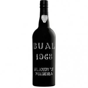 Madeira Bual 1968 - Blandy's