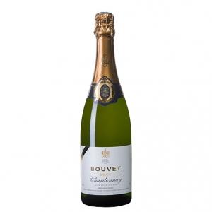 Vin de France Mousseux Metode Traditionelle Chardonnay Brut - Bouvet Ladubay