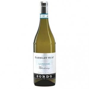 "Langhe Chardonnay DOC ""Garblet Sué"" 2015 - Sordo"