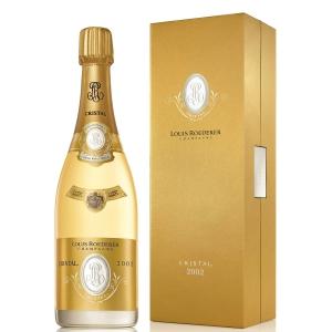 Champagne Cristal 2002 - Louis Roederer (cofanetto)