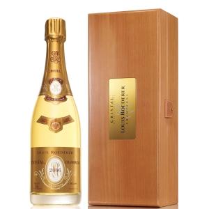 Champagne Cristal 2006 Mathusalem - Louis Roederer (cassetta di legno)