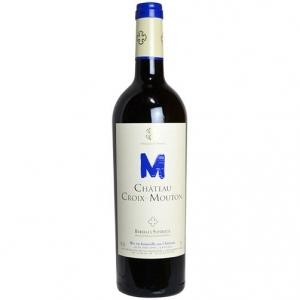 Bordeaux Rouge Supérieur 2014 - Château Croix-Mouton