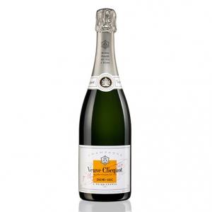 Champagne Demi Sec - Veuve Clicquot