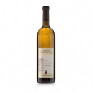 Gewürztraminer Trentino DOC 2016 - Casata Monfort (0,375l)