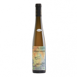 Alsace Gewurztraminer Vendanges Tardives 2011 - Domaine Beck Hartweg (0.5l)