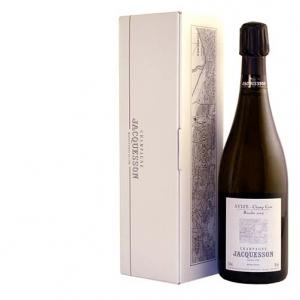 """Champagne Extra Brut Avize Grand Cru """"Champ Caïn"""" 2005 - Jacquesson (astuccio)"""