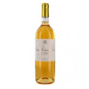 Sauternes 1998 - Château Roûmieu-Lacoste (0.375)