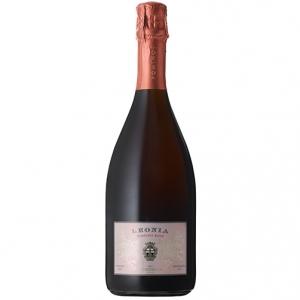 """Pomino Spumante Brut Rosé Metodo Classico DOC """"Leonia"""" 2012 - Marchesi Frescobaldi (astuccio)"""