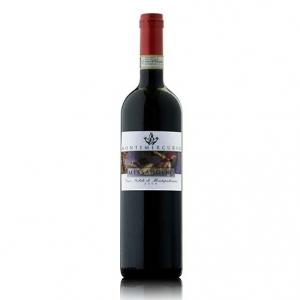 """Vino Nobile di Montepulciano DOCG """"Messaggero"""" 2009 - Montemercurio"""