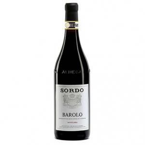 Barolo Monvigliero DOCG 2012 - Sordo