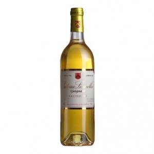 Sauternes 2ème Cru 2001 - Château Lamothe Guignard (0.375l)