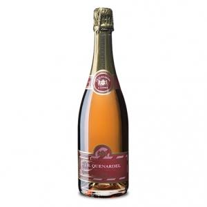 """Champagne Brut Rosé """"Blason Rouge"""" - J. H. Quenardel"""