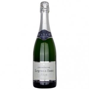 Champagne Extra Brut Blanc de Blancs Grand Cru - Legras et Haas