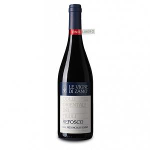 Colli Orientali del Friuli Refosco dal Peduncolo Rosso 2014 - Le Vigne di Zamò