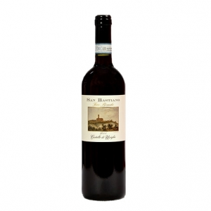"""Grignolino del Monferrato Casalese DOC """"San Bastiano Terre Bianche"""" 2011 - Castello di Uviglie"""