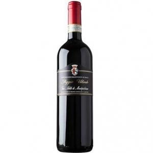 """Vino Nobile di Montepulciano DOCG """"Poggio Uliveto"""" 2012 - Tenimenti Conti Borghini Baldovinetti De Bacci"""