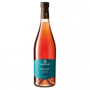 """Sicilia Pinot Nero Rosato DOC """"Ramusa"""" 2016 - Cusumano"""