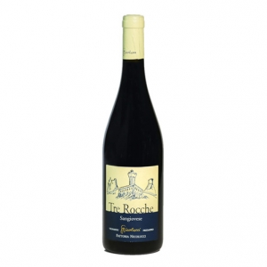 """Romagna Sangiovese Superiore DOC """"Tre Rocche"""" 2015 - Nicolucci"""