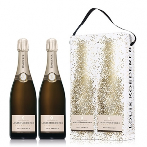 Champagne Brut Premier (2 bottiglie) - Louis Roederer (astucciato)
