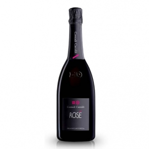 Franciacorta Rosé DOCG - Contadi Castaldi