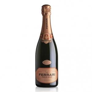 "Trento DOC ""Perlé Rosé"" 2010 - Ferrari"