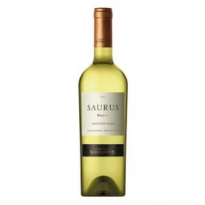 "Patagonia Sauvignon Blanc ""Saurus Select"" 2016 - Familia Schroeder"