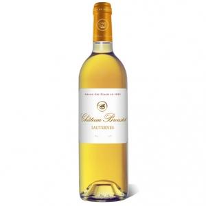 Barsac Sauternes 2001 - Château Broustet (0.375l)