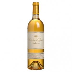 Sauternes 1er Cru Supérieur 2005 - Château d'Yquem (0.375l)