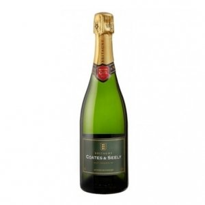 English Sparkling Wine Brut Reserve - Coates & Seely