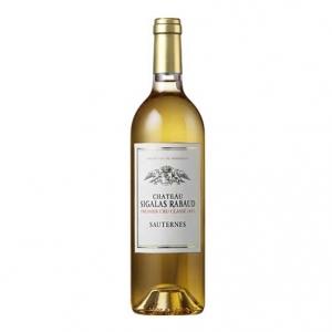 Sauternes 1er Cru 2001 - Château Sigalas Rabaud (0.375l)