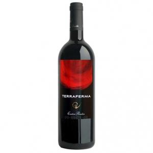 "Puglia Rosso IGT ""Terraferma"" 2010 - Cantine Paradiso"