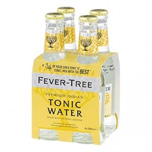 "Tonic Water ""Indian Premium"" - Fever-Tree (4X200ml)"