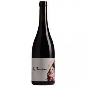 """Vino Tinto """"La Traviesa"""" 2015 - Bodega Barranco Oscuro"""