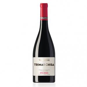 """Etna Rosso DOC """"Trimarchisa"""" 2014 Magnum - Tornatore"""