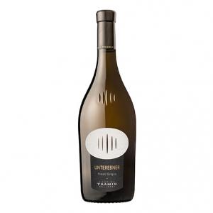 """Alto Adige Pinot Grigio DOC """"Unterebner"""" 2016 - Cantina Tramin"""