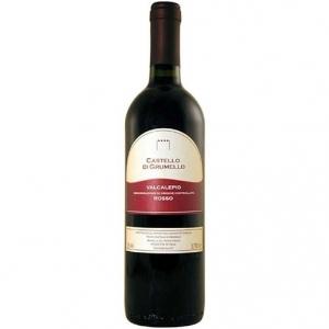 Valcalepio Rosso DOC 2012 - Castello di Grumello (0.375l)