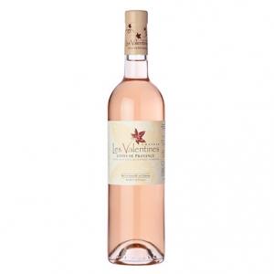 """Côtes de Provence Rosé """"Château Les Valentines"""" 2016 - Les Valentines"""